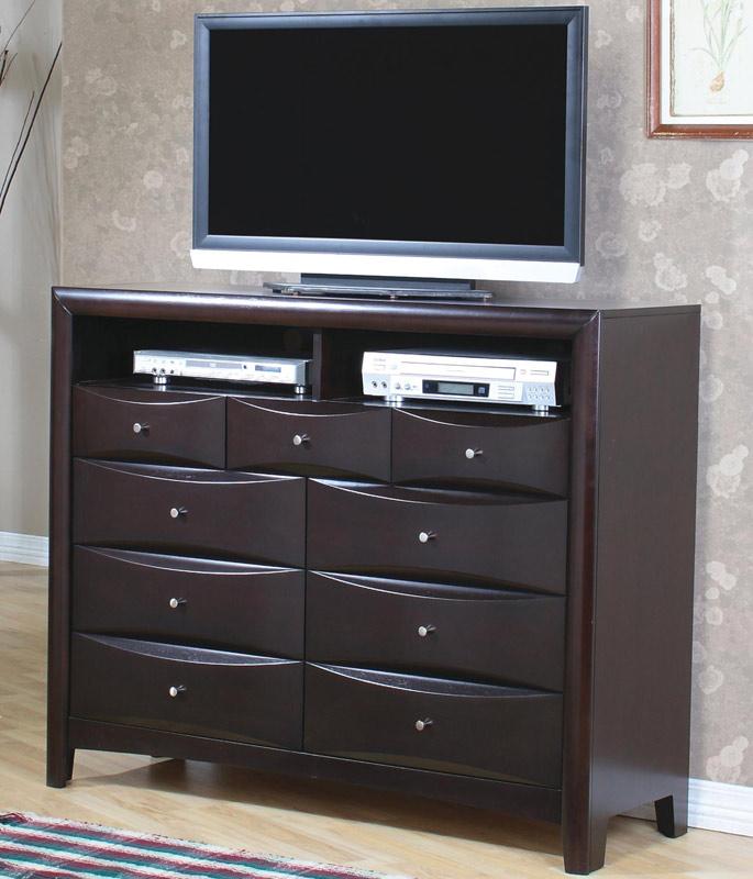 coaster phoenix bookcase chest bedroom set 200409 bed set