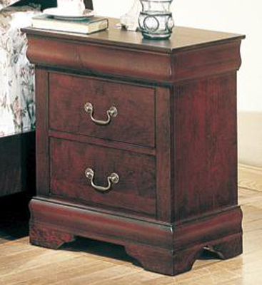 Coaster Louis Philippe Cherry Night Stand