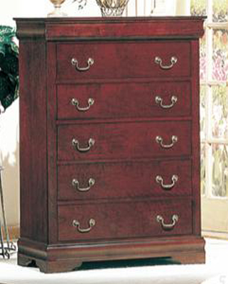 Coaster Louis Philippe Cherry Chest