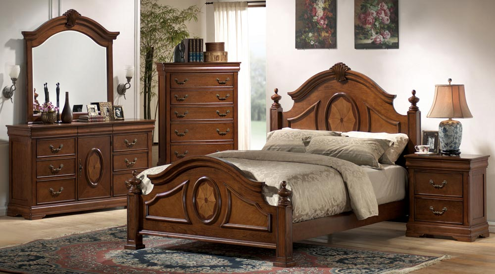 Coaster Richardson Low Profile Panel Bed
