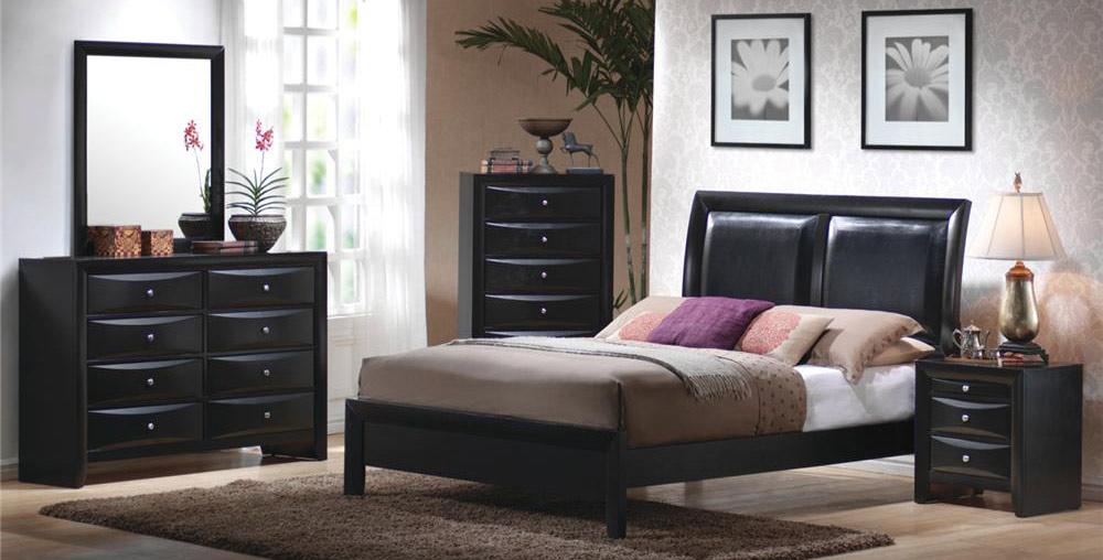 Coaster Briana Panel Bedroom Set