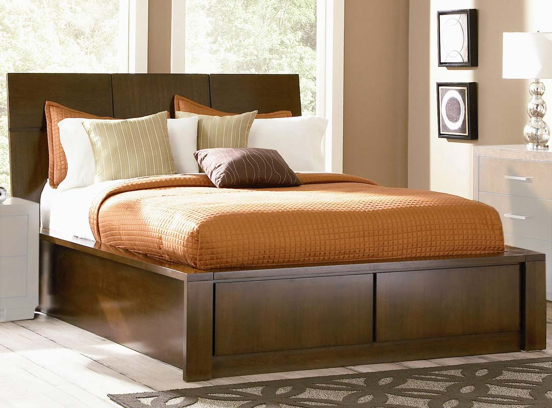 Coaster Furniture Jessica Platform Bed