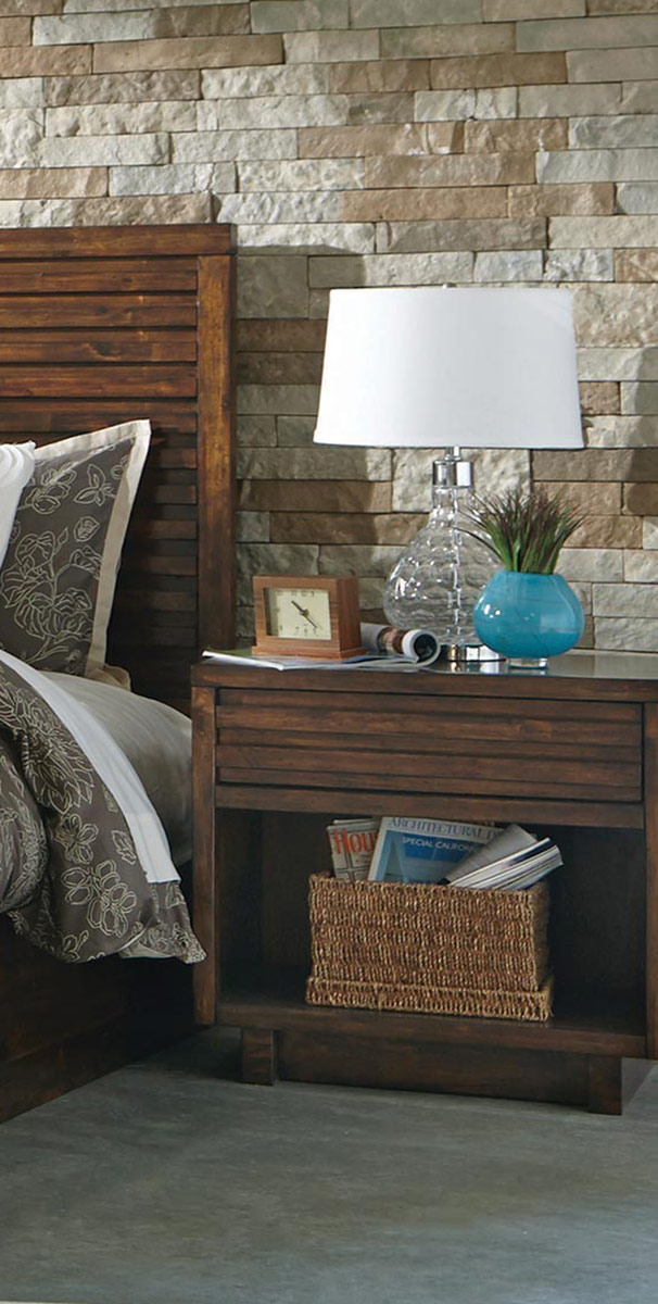Coaster Avery Nightstand - Bourbon