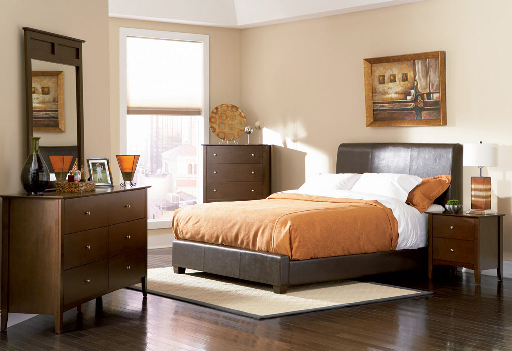 Coaster Tamara Low Profile Bed