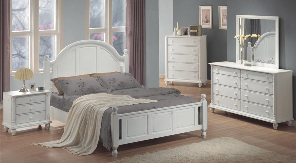 Coaster Kayla Light Panel Bed