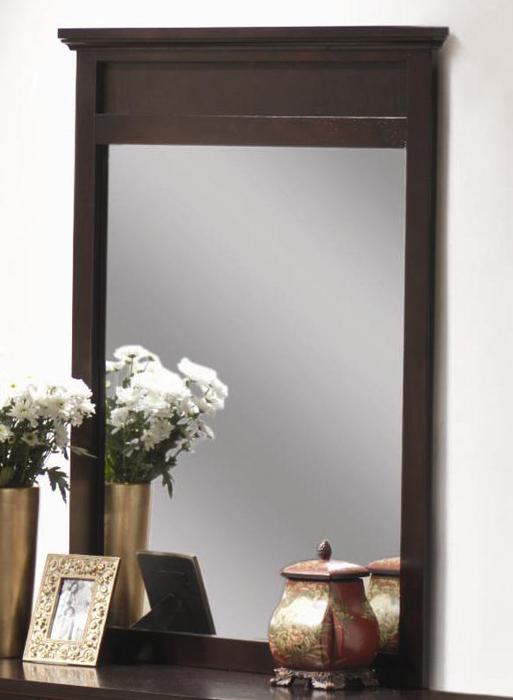 Coaster Kendra Mirror - Cappuccino