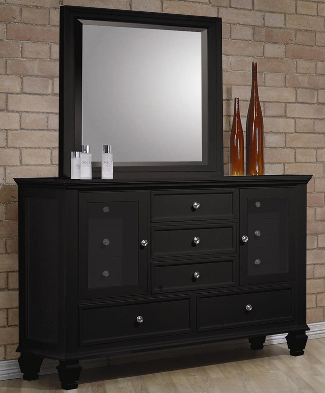 Coaster Sandy Beach Dark 11 Drawer Dresser