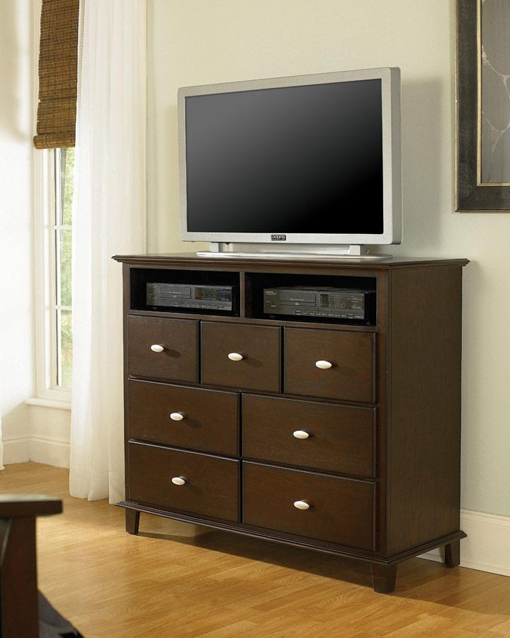 Coaster Lisa Cherry TV Dresser
