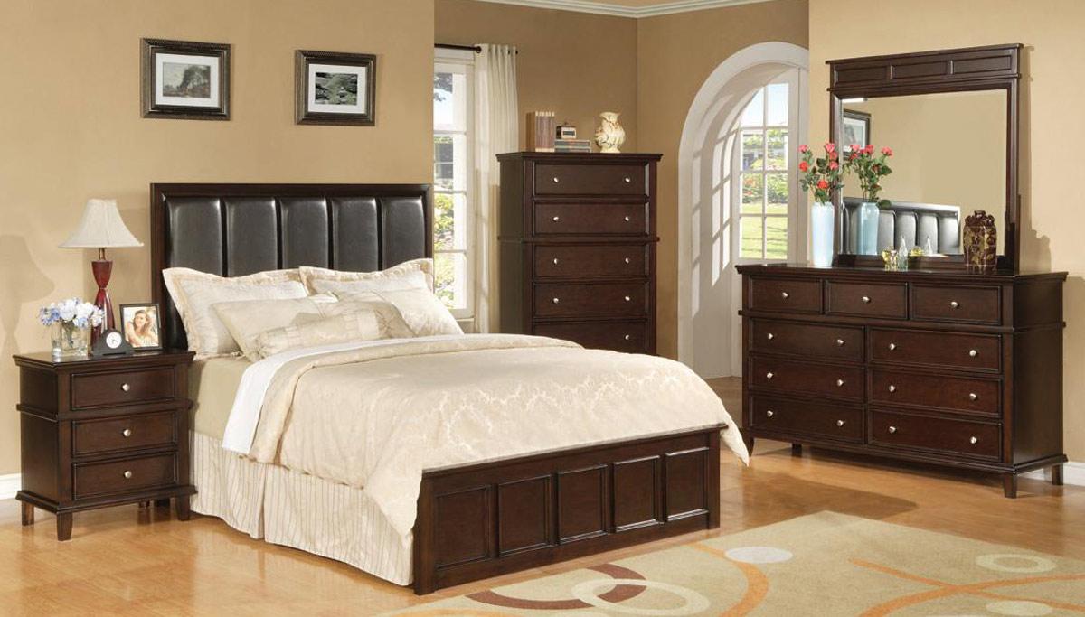 Coaster Saxton Bedroom Set