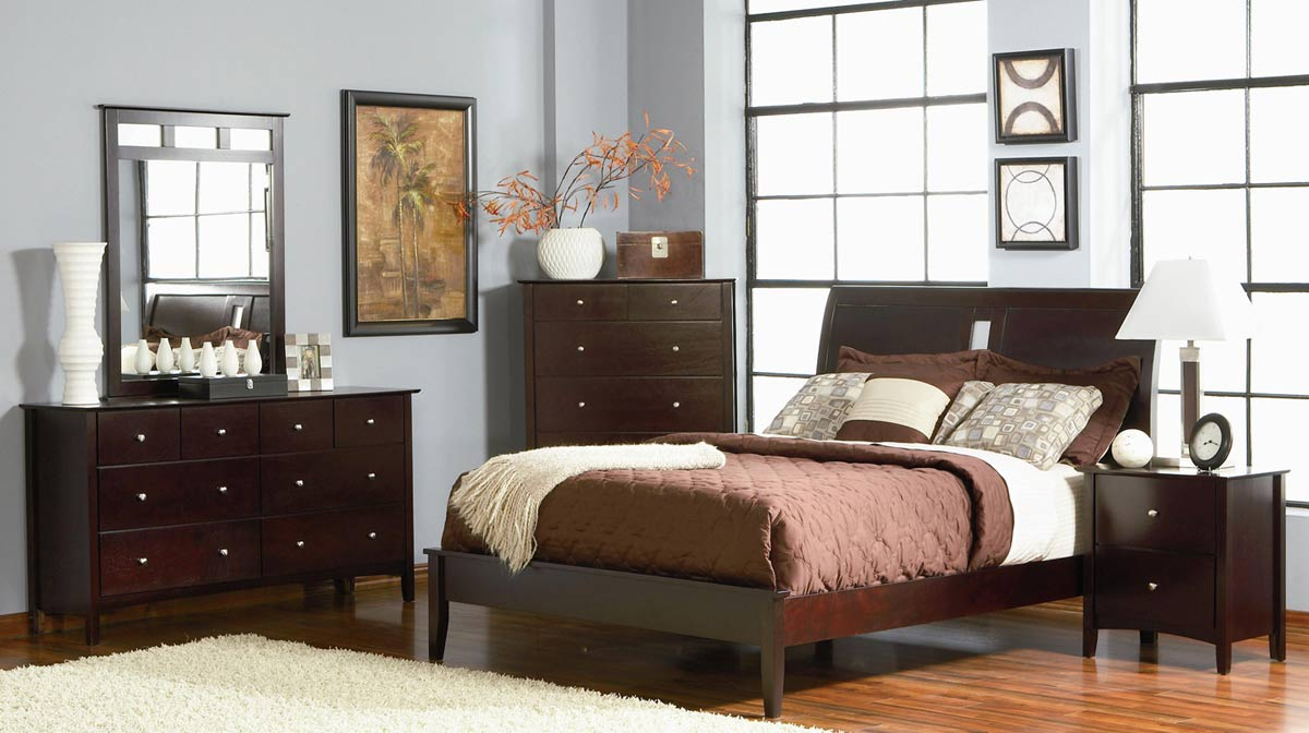 Coaster Henley Bedroom Set