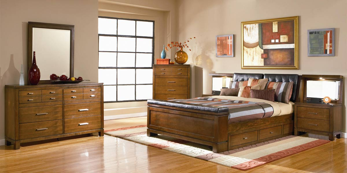Coaster Langley Bedroom Set