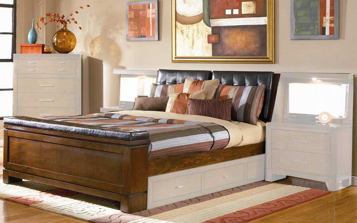 Coaster Langley Bed