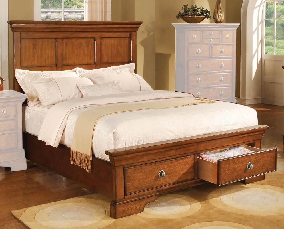 Coaster Sandpiper Bed