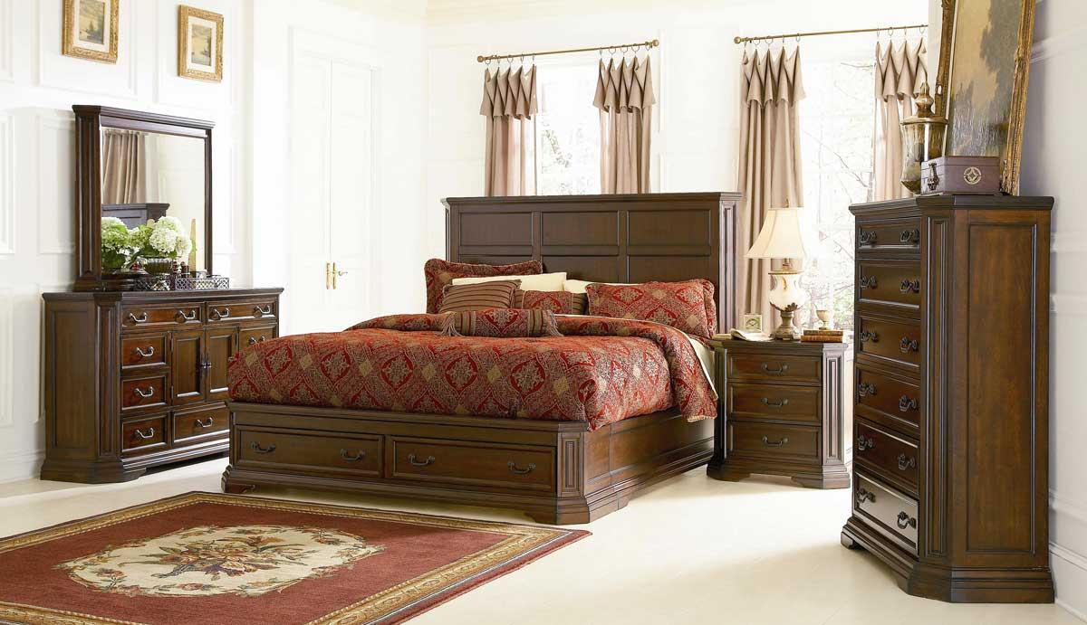 Coaster Foxhill Bedroom Set