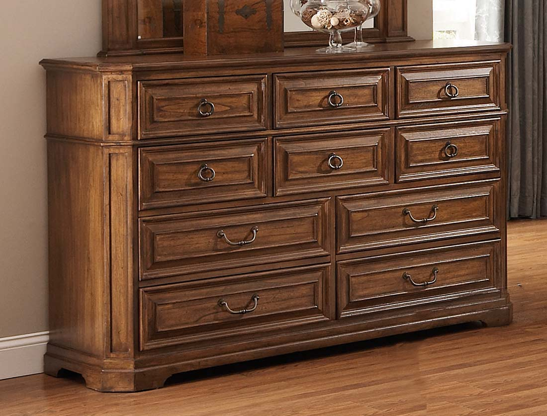Coaster Edgewood Dresser - Oak