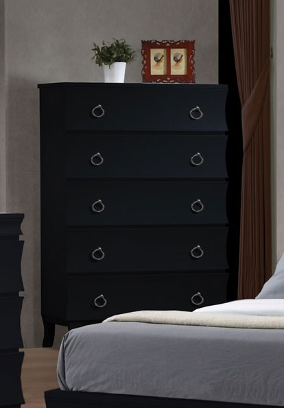 Coaster Holland Chest - Black