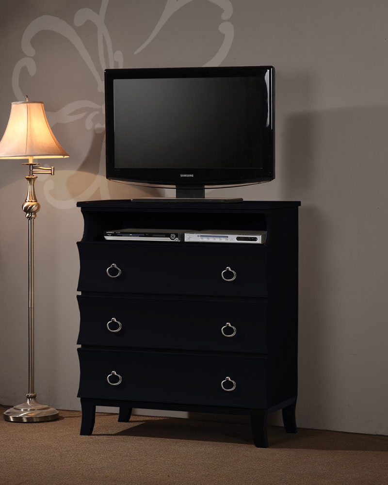Coaster Holland Media Chest - Black