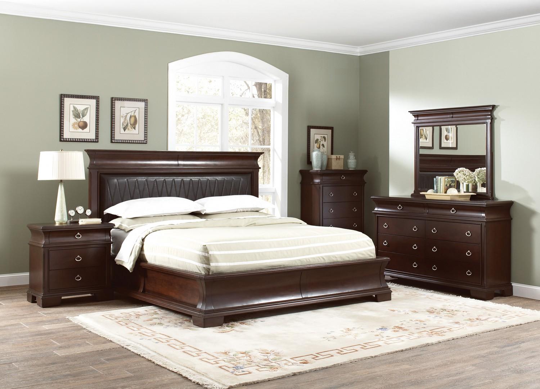 Coaster Kurtis Bedroom Collection - Walnut
