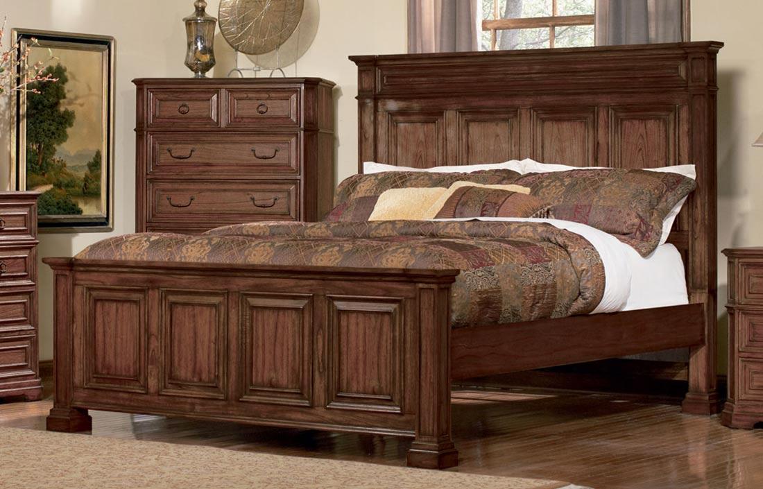 Coaster Edgewood Bed - Cherry