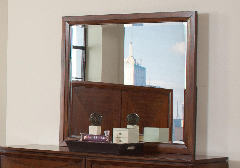 Coaster Katharine Mirror - Oak