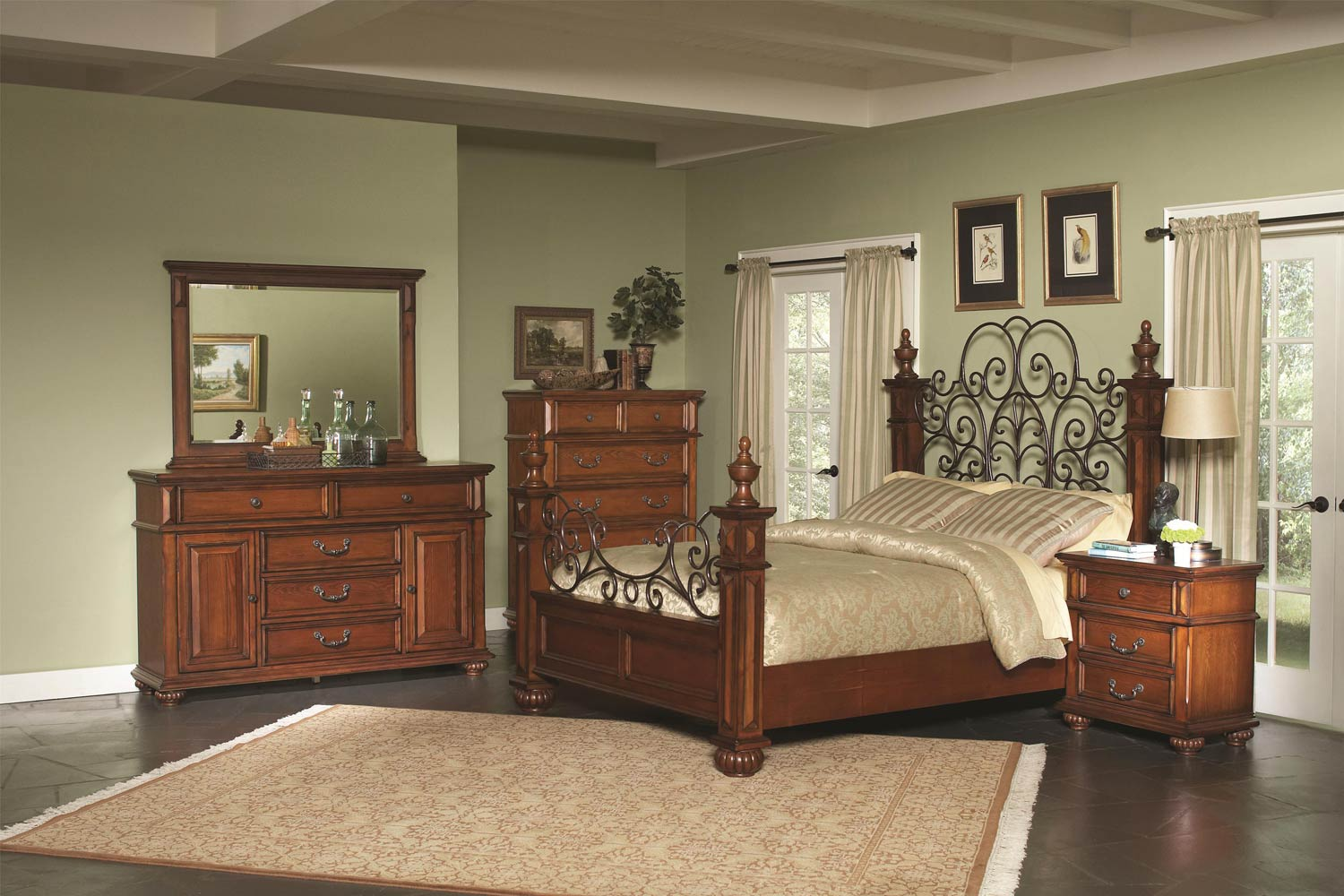 Coaster Kessner Bedroom Collection - Oak