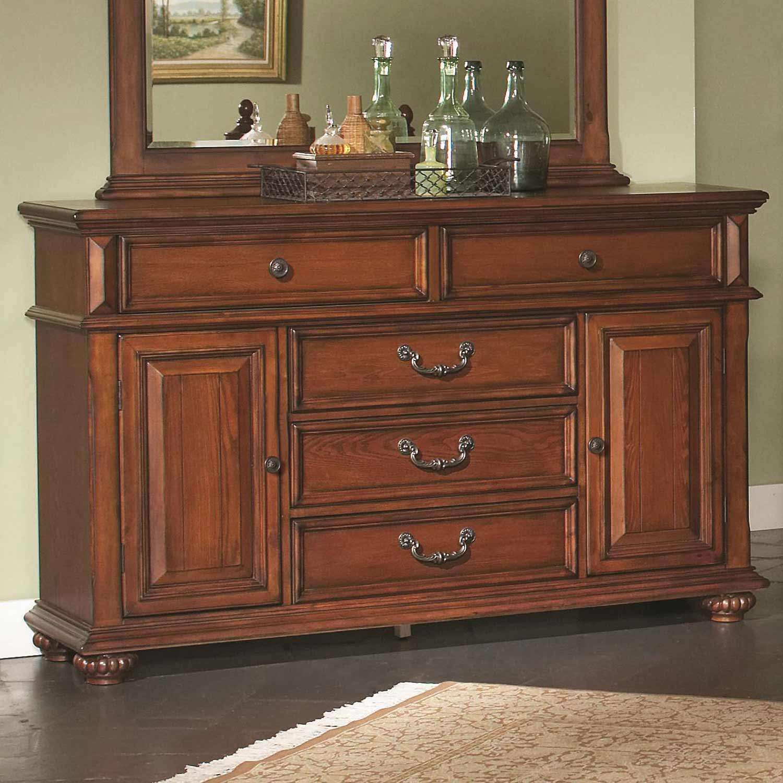 Coaster Kessner Dresser - Oak