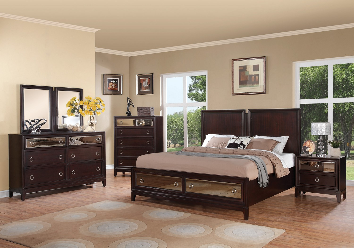 Coaster Williams Bedroom Collection - Cherry