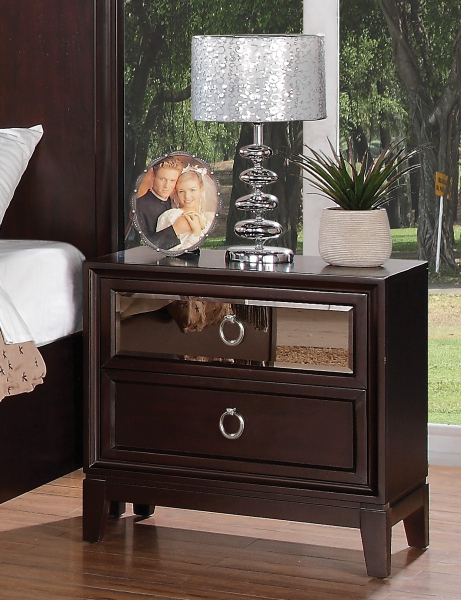 Coaster Williams Night Stand - Cherry