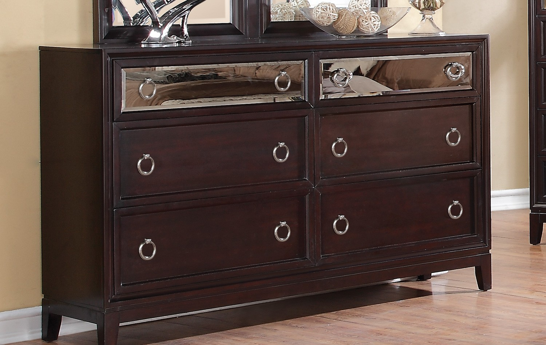 Coaster Williams Dresser - Cherry