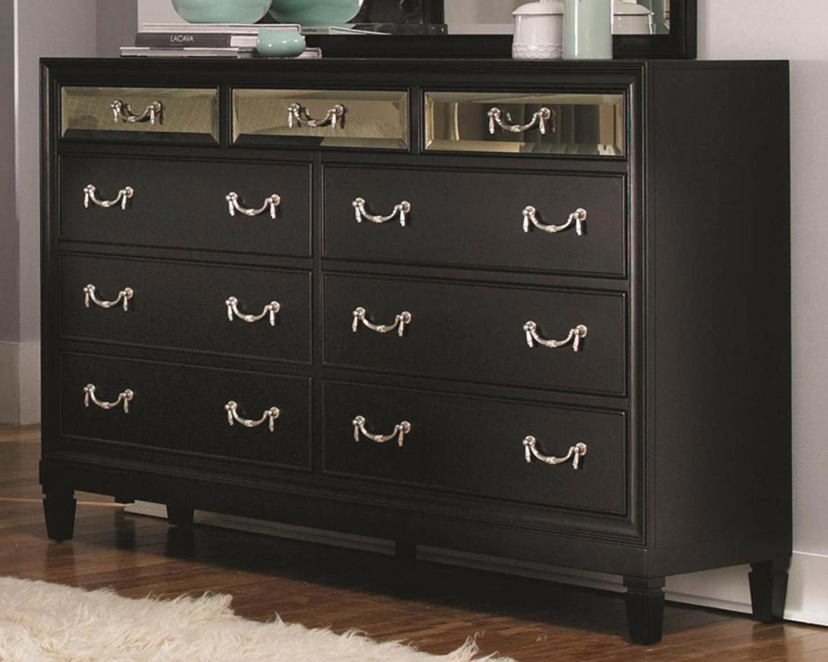 Coaster Devine Dresser - Black