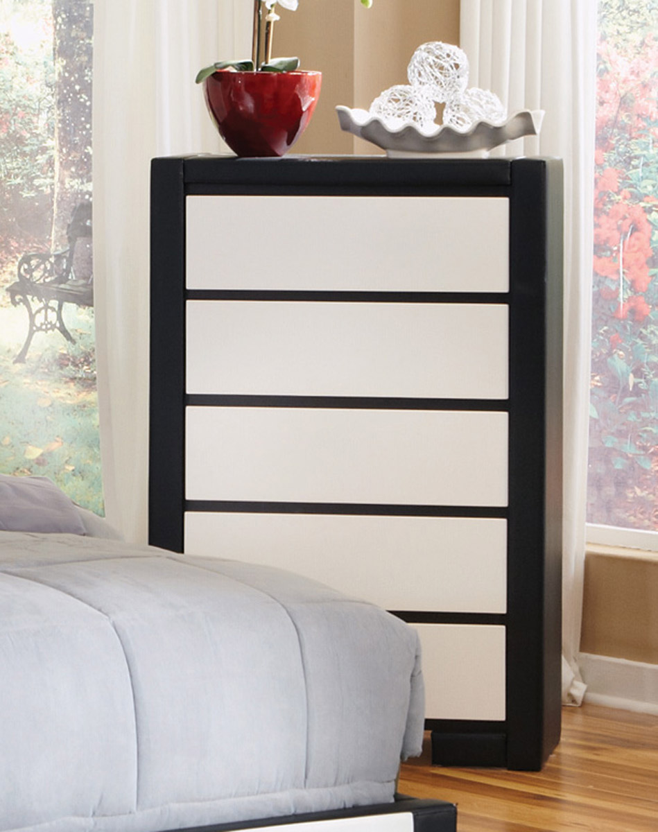 Coaster Regan Chest - White