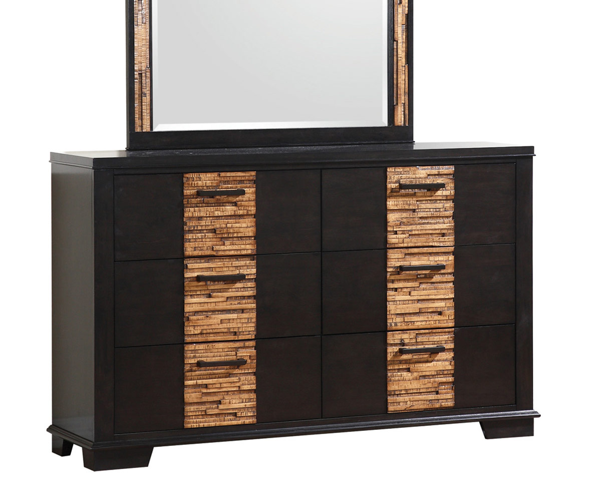 Coaster Dominic Dresser - Charcoal