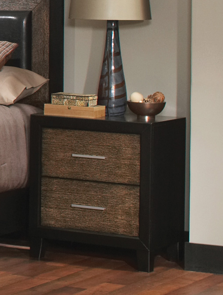 Coaster Landon Night Stand - Black