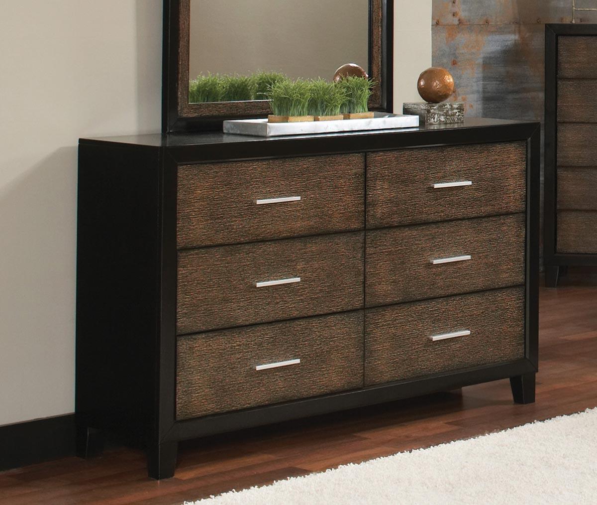 Coaster Landon Dresser - Black