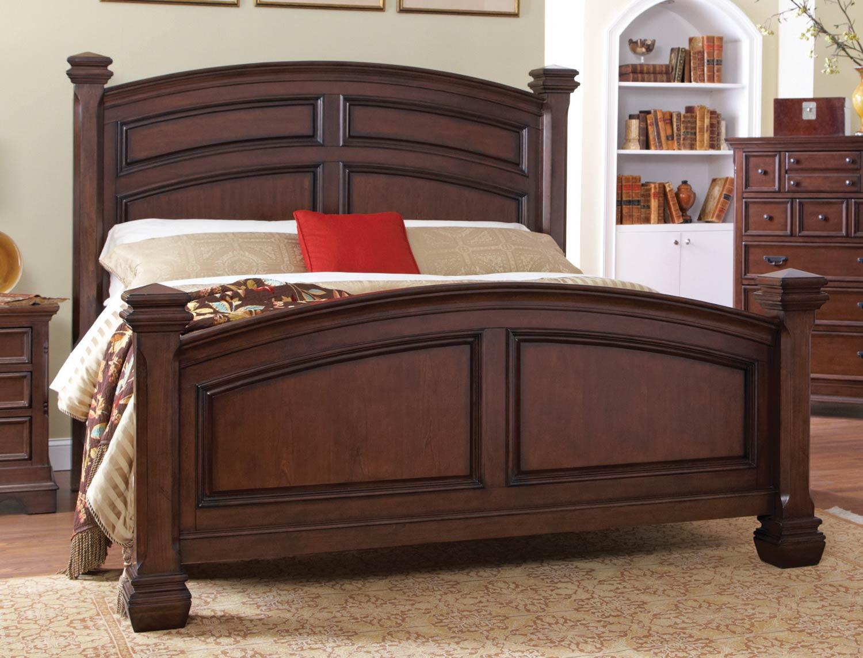 Coaster Savannah Bed - Cherry
