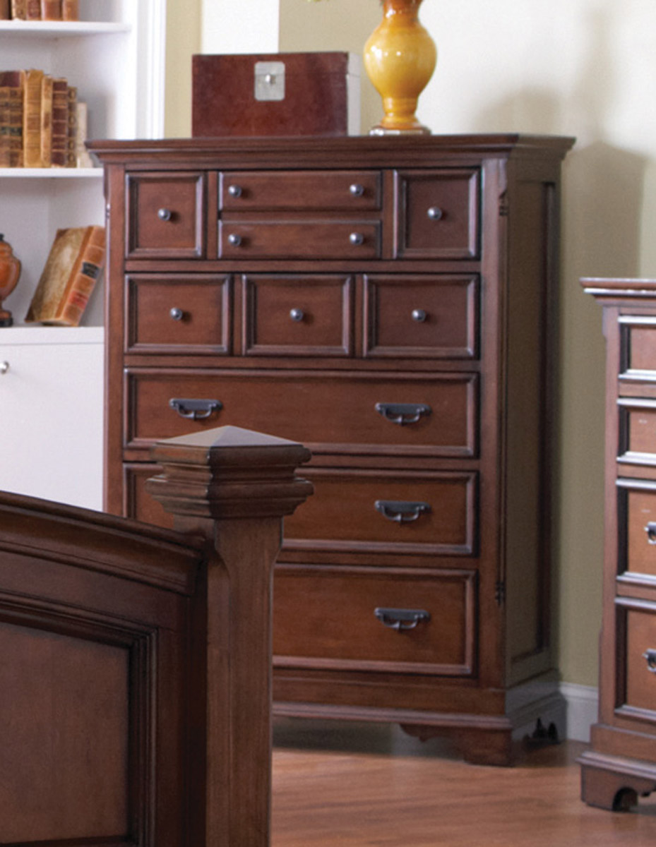 Coaster Savannah Chest - Cherry