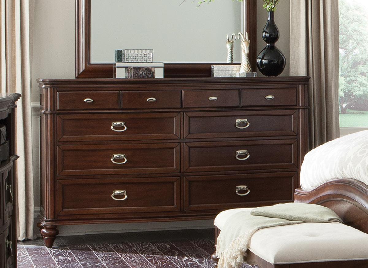 Coaster Sherwood Dresser - Walnut