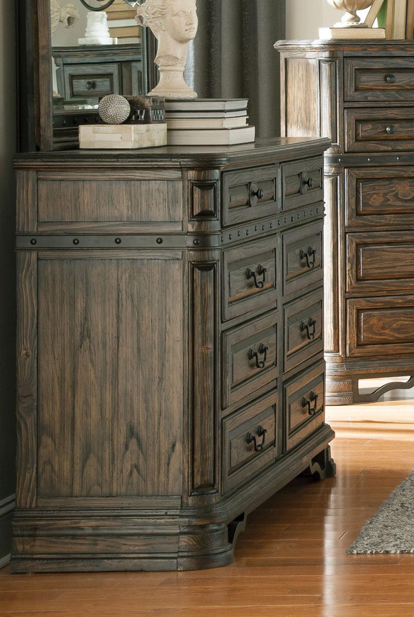 Coaster Carlsbad Dresser - Dark Brown