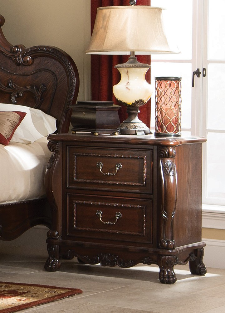 Coaster Abigail Night Stand - Cherry