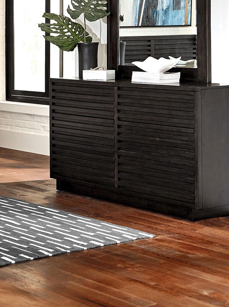 Coaster Matheson Dresser - Graphite