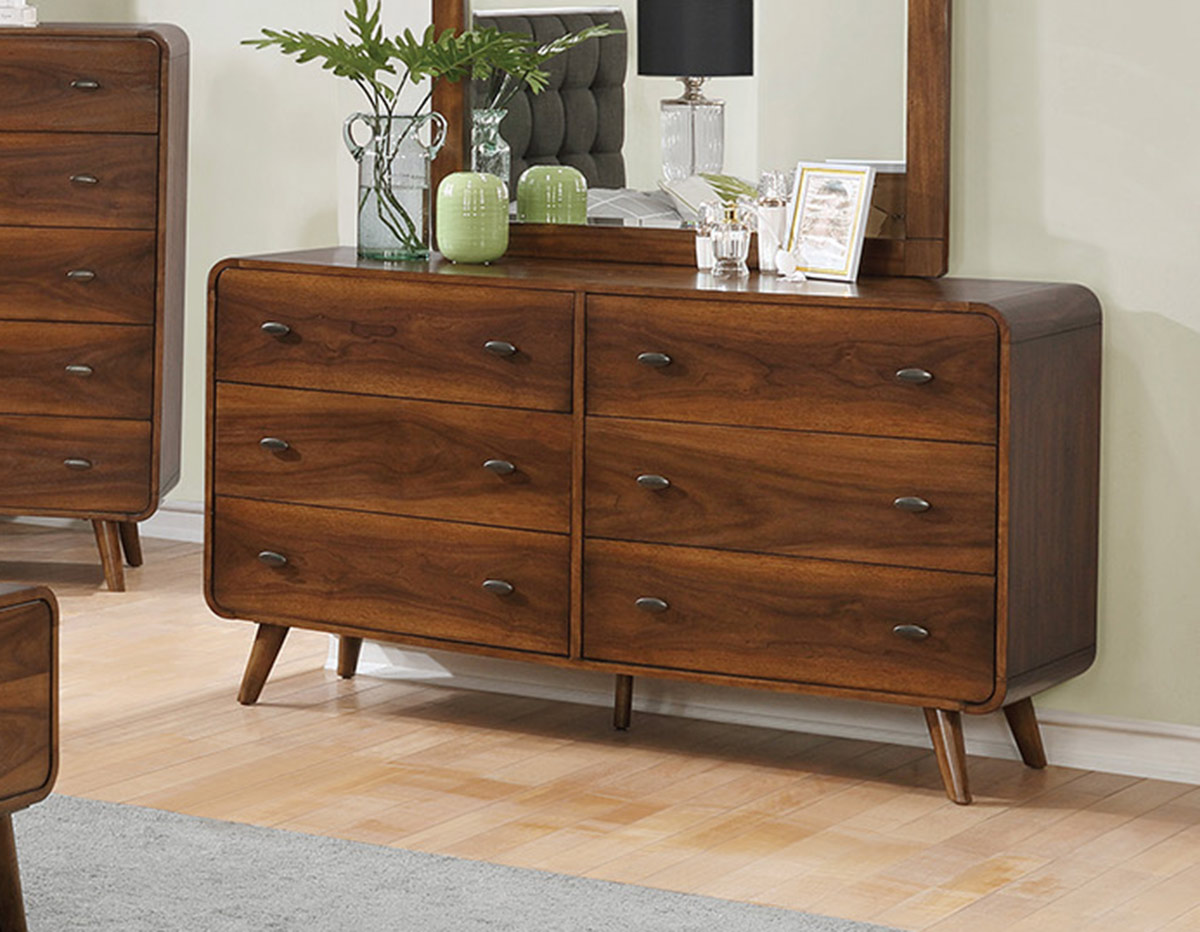 Coaster Robyn Dresser - Dark Walnut