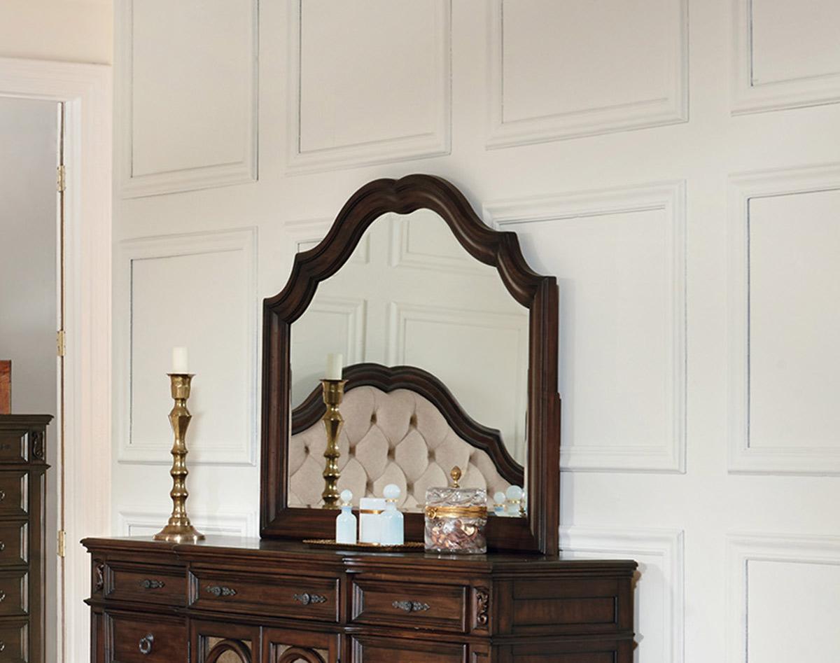 Coaster Ilana Mirror - Antique Java
