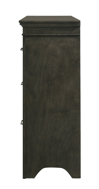 Coaster Newberry Dresser - Bark Wood