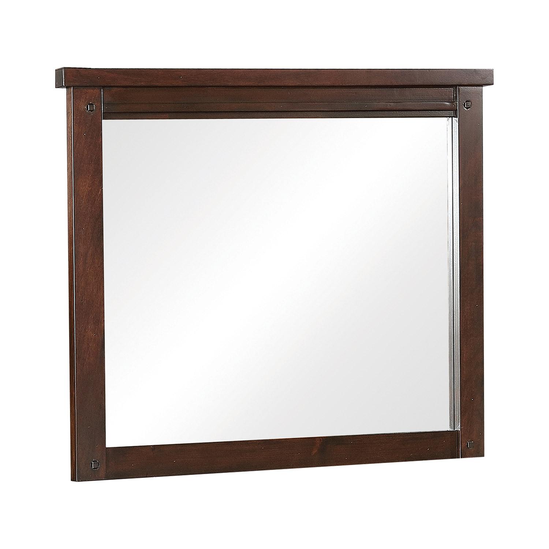 Coaster Barstow Mirror - Pinot Noir
