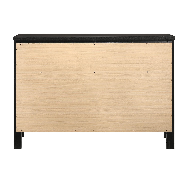 Coaster Carlton Dresser - Black