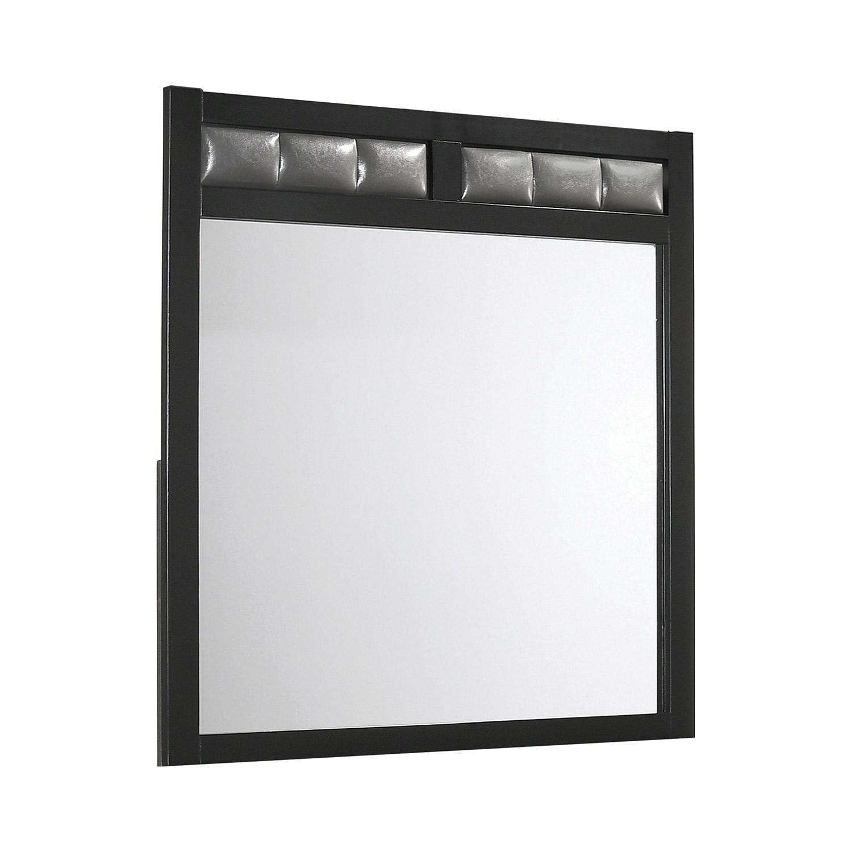 Coaster Carlton Mirror - Black