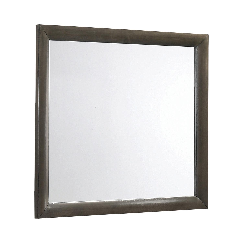 Coaster Salano Mirror - Mod Grey