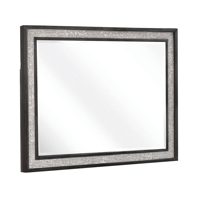Coaster Chula Vista Mirror - Rustic Glam