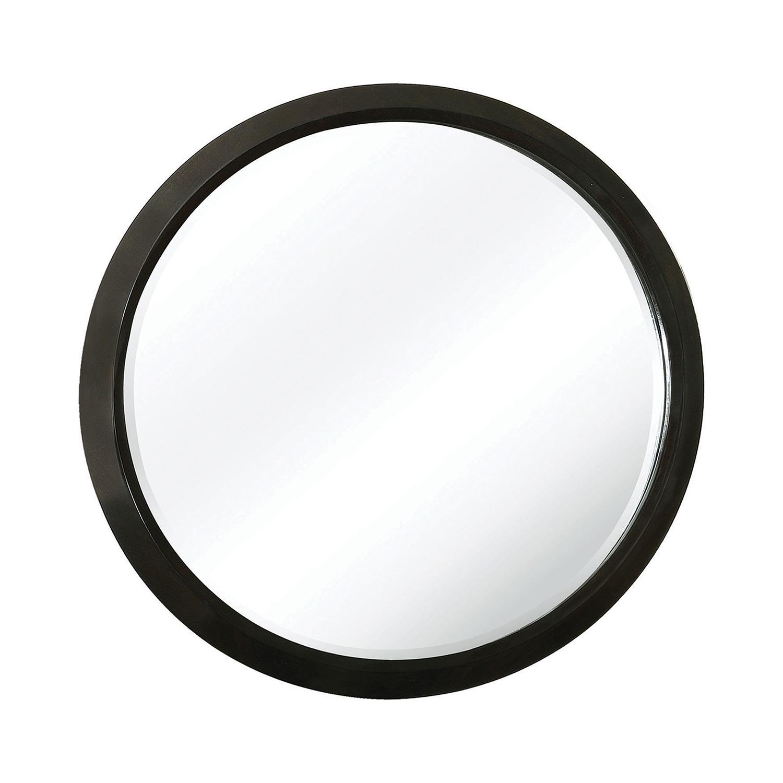Coaster Formosa Mirror - Americano