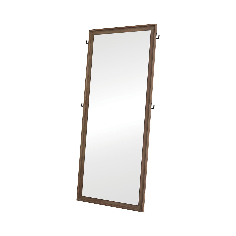 Coaster Vanowen Floor Mirror - Sandstone